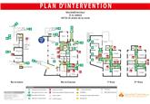 Plan d'intervention PVC Format A1